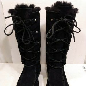 UGG 1007701 APPALACHIAN LACE UP BOOTS WATER RESIST